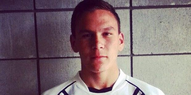 17 year old Luke Tipene died after being attacked in Grey Lynn. Photo / Facebook