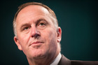 Prime Minister John Key is expected to announce new intelligence agency legislation this afternoon. New Zealand Herald Photograph by Greg Bowker.