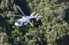 The woman was airlifted to Palmerston North Hospital in a stable condition. Photo / File