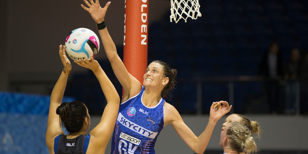 Anna Harrison headlined the first batch of signings announced by the Mystics. Photo / Nick Reed