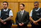 Quinton Winders is on trial in the High Court at Rotorua. Photo / Alan Gibson