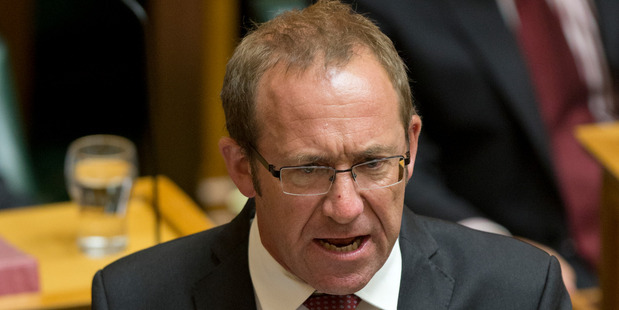 Labour leader Andrew Little wants the Greens and NZ First to be represented on the powerful Intelligence and Security Committee. Photo / Mark Mitchell