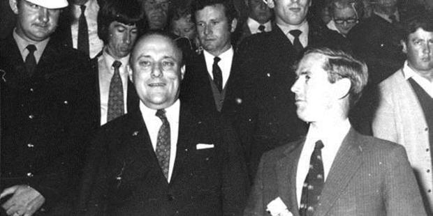 Rob Muldoon was seen in some quarters as the most infamous practitioner of Prime Ministerial executive power in our history. Photo / Wanganui Chronicle