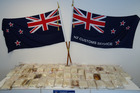 NZ Customs seized over 700kgs of drugs in the first six months this year.