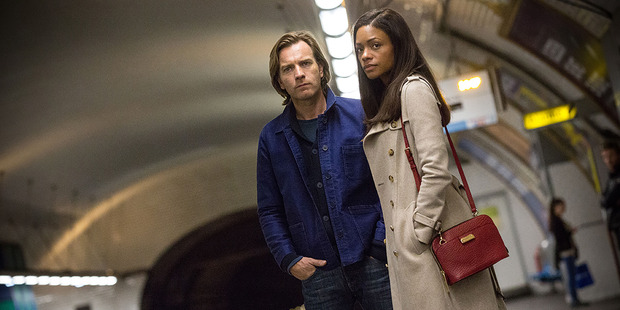 Ewen McGregor stars in the film Our Kind of Traitor, based on the John Le Carre novel.