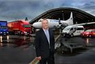 Freightways CEO Dean Bracewell. Photo / Supplied