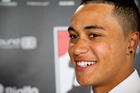 James Rolleston remains in a stable condition in Waikato Hospital. Photo / Jason Oxenham