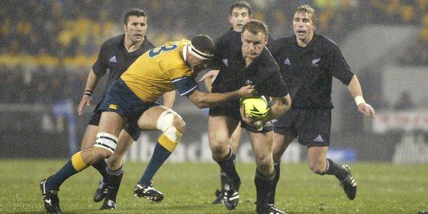 Australia last won the Bledisloe Cup back in 2002. Photo / Mark Mitchell