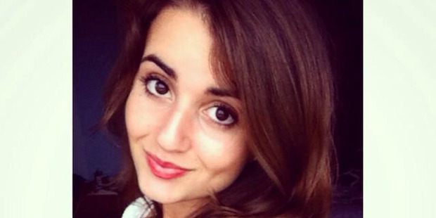 Manon Pache, French Au Pair who was jailed while in New Zealand for breaching the terms of her Visa. Photo / Facebook