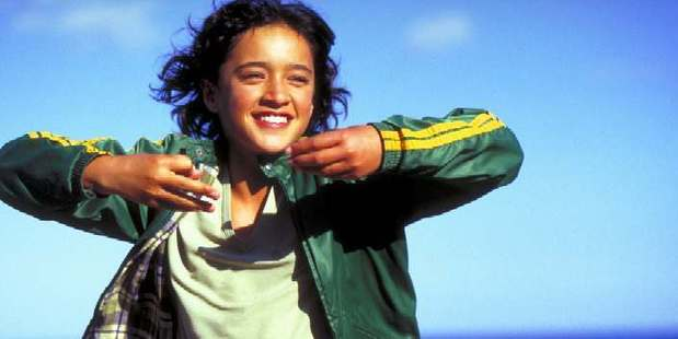 Keisha Castle-Hughes shot to fame in Whale Rider. Photo / Supplied