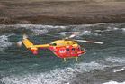 The Auckland Westpac Rescue Helicopter. Photo / Supplied