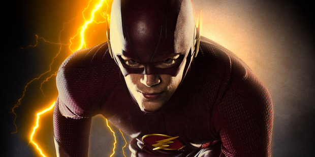 Geoff Johns can also oversee a good episode of television, as he's shown with CW's The Flash.