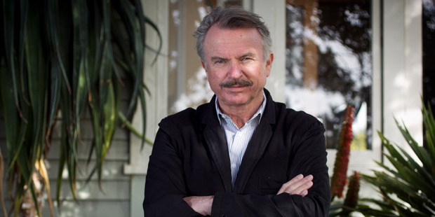 Sam Neill says the lockout laws have sucked the life from a once vibrant city. Photo / Natalie Slade