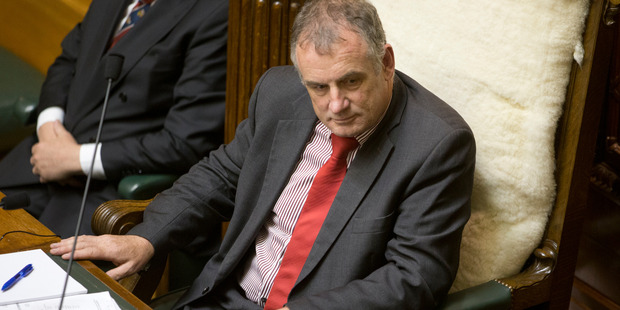 Labour MP Trevor Mallard questioned the placement of a sex offender in his electorate. Photo: Mark Mitchell