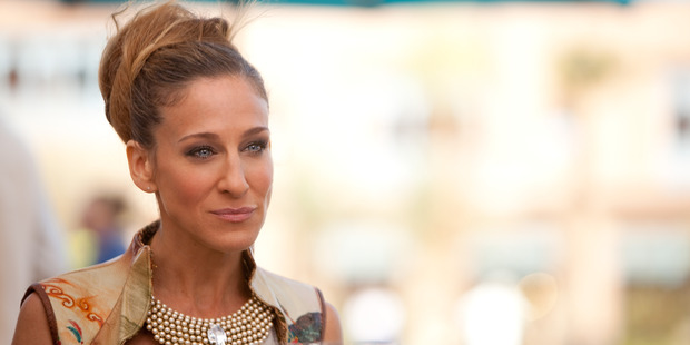 Sarah Jessica Parker wasn't keen on playing Carrie - but went on to play her in seven seasons and two films.
