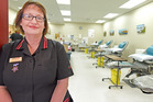 Tauranga Blood Donor Centre clinical nurse leader Annemarie Pidwell. Photo/file