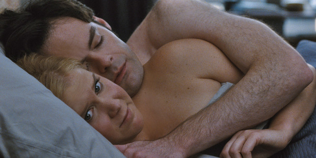 Loading Amy Schumer reveals the press tour for her movie Trainwreck was horrible.