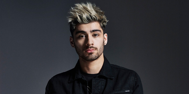 Zayn Malik's about to share some truths about his life with One Direction. Photo / Supplied.