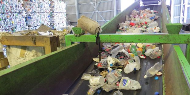 Tauranga City councillors will today vote to adopt a plan aimed at reducing the growing amount of waste going to landfill. Photo/File.