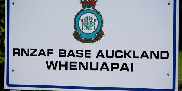 Fire Service spokesman said the C-130 Hercules plane touched down at Whenuapai Airport around 6.15pm. Photo / File