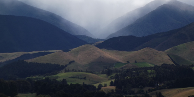 A body has been found in the Tararua Ranges. Photo / Supplied