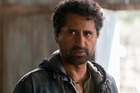 Cliff Curtis as Travis Manawa from the television series Fear The Walking Dead. Photo / Richard Foreman Jr/AMC