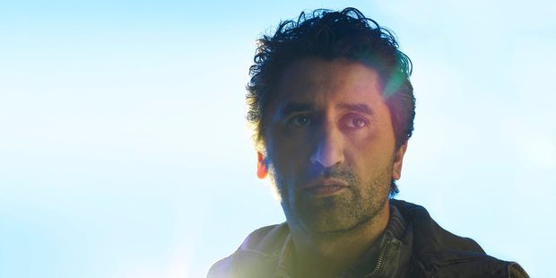 Cliff Curtis in a scene from Fear the Walking Dead's second season. Photo / AMC