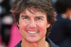 Actor Tom Cruise. Photo / Getty Images