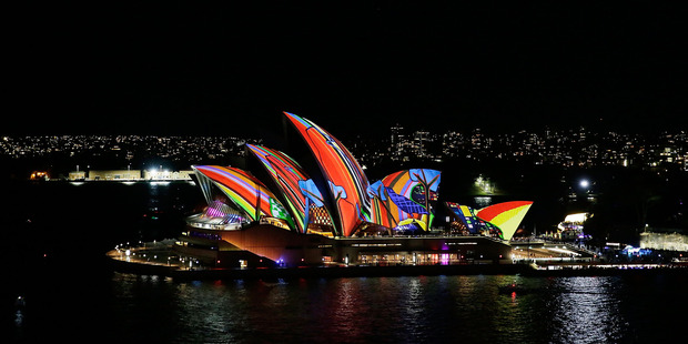 "Sydney without a nightlife is ""pointless"", Sam Neill says. Photo / Mark Metcalfe"