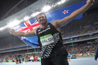 Tom Walsh has become the first New Zealand man in attempts spanning 88 years to earn a medal in an Olympic field event.