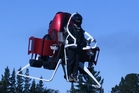 The 17-year-old company has said it hopes to make first jetpack deliveries in the second half of this year.