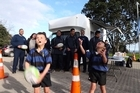 """Police have taken to the sidelines of junior rugby for the first time in Auckland today in a bid to tackle negative sideline behaviour.  """"Operation Footy Cops"""" was revealed by the Herald last month - an initiative to see a community policing team present at weekend matches.  An email from community constable John To'ua-Kalava to a neighbourhood watch group said he was working on the initiative having personally witnessed negative sideline behaviour supporting family sport while off-duty."""