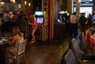 Barcade in Brooklyn offers a variety of vintage gaming classics - as well as beer. Photo / Facebook, Barcade