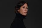Fashion designer Turet Knuefermann.