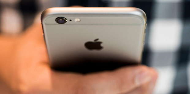 Apple is expected to redesign the iPhone next year, including giving it a glass chassis. Photo / Getty Images