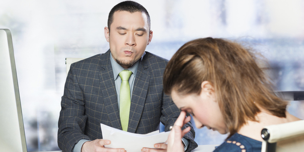 A medical appointment is the most common excuse people use to attend a job interview without telling their boss. Photo / Thinkstock