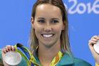Aussie swimmer Emma McKeon. Photo / AP