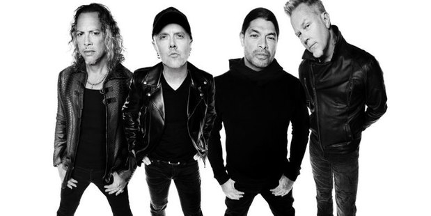 Metallica have announced their new album Hardwired... To Self-Destruct will be released in November