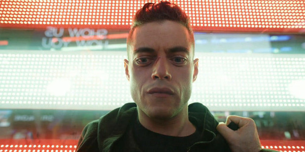 Season two of the terrific techno-thriller Mr. Robot continues to tempt Karl Puschmann.