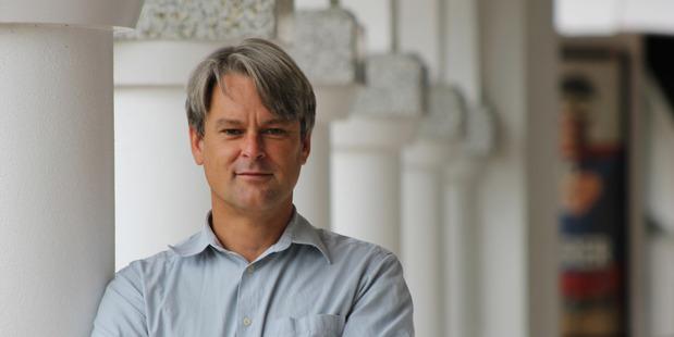 Professor Leo Paas is the Massey Business School's business analytics programme leader.