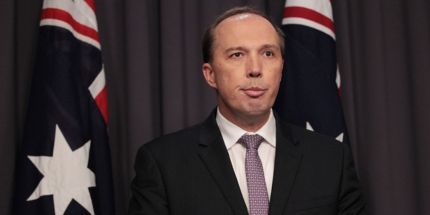 Minister Peter Dutton has been working with the PNG Government to close the immigration detention centre on Manus Island.