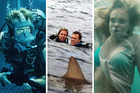 Deep Blue Sea, Open Water and Shark Night are all great shark movies apart from Jaws.