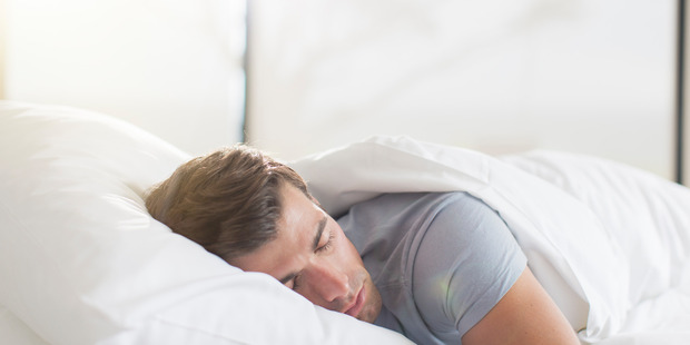 Research shows individuals with responsive partners experience lower anxiety and arousal, which in turns improves their sleep quality. Photo / Getty Images