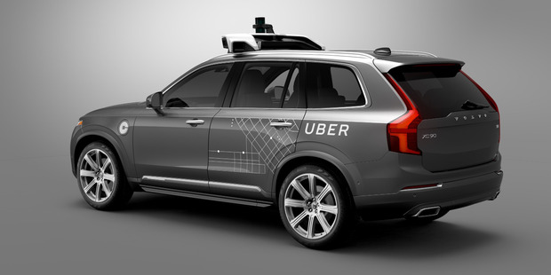 Volvo and Uber have joined forces to develop autonomous driving cars.