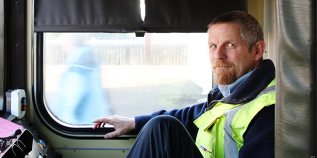 "Willy Palmer has been working on the railways for 26 years. The worst part of driving trains is the ""walk of death"" - which is when a person is hit."