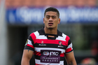 Augustine Pulu will take the field as Counties Manukau's captain. Photo / photosport.co.nz