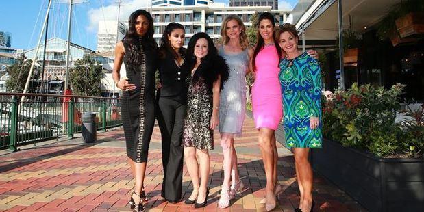 Michelle Blanchard, Gilda Kirkpatrick, Anne Batley Burton, Julia Sloane, Angela Stone and Louise Wallace.
