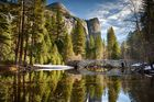 Yosemite is just one of the many stunning national parks in California. Photo / 123RF