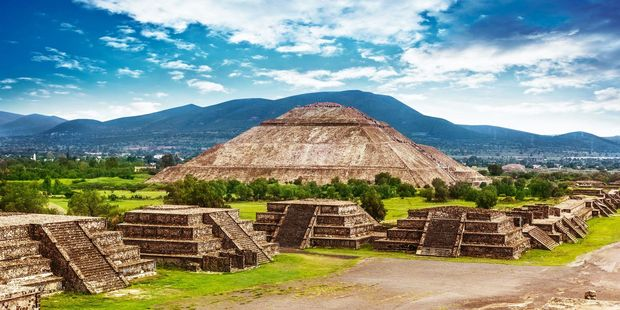 Visitors to Mexico should see its pyramids, beaches and colonial cities, says Mexican ambassador Leonora Rueda. Photo / 123RF