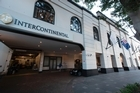 The Intercontinental hotel at Double Bay, where a bug was found in the All Blacks team meeting room. Photo / Brett Phibbs
